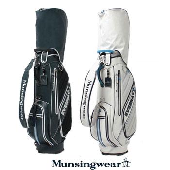 マンシング ウェア 20179型キャディバッグ(17SS) MQ1203[Munsingwear Bag] 【ポイント最大35倍】【2017年NEWモデル】