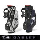 オークリー 2016SKULL STAND 10.0 92926JP 日本仕様 【Oakley bag ゴルフ スタンドバッグ キャディバッグ スカル】