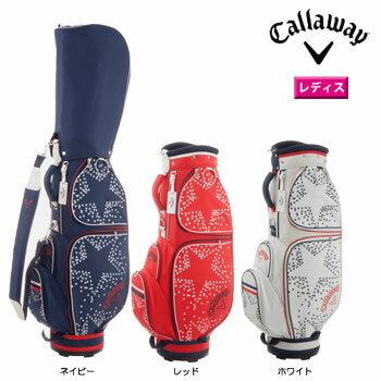 キャロウェイ  2016Callaway Happy Women's 16 JM キャディバッグ8.5型 46インチ 日本仕様 [キャロウェイ ウィメンズ ハッピー] 【2016年NEWモデル】