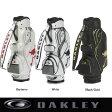 オークリー 2016SKULL GOLF BAG 10.0 92925JP 日本仕様 【Oakley bag ゴルフ キャディバッグ スカル】