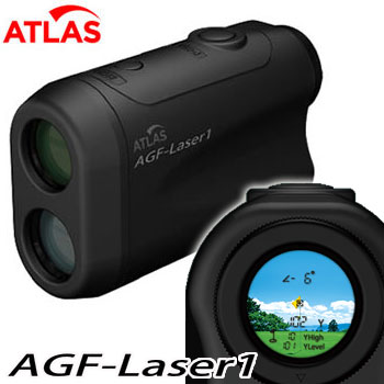 ユピテル 2015 レーザー距離計 AGF-Laser1 [YUPITERU ATLAS 高低差表示 距離測定器  高低差 ゴルフ レーザー 距離 芹澤信雄 プロ】 【送料無料】【ポイント最大35倍】