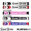 スーパーストローク 2015 FLATSO 2.0 ハイビスシリーズ 30mm パターグリップ 【Super Stroke フラッツォ ミッドサイズ GRIP 日本限定カラー】
