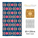 レトロ パターン のれん選べる3色 85×150cm 間仕切り おしゃれ