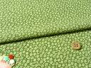古布調一越ちりめん・小桜(抹茶色)【RCP】
