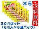 【送料無料】イトメンチャンポンめん 袋麺5食パック 30袋セット(6袋入×5食)