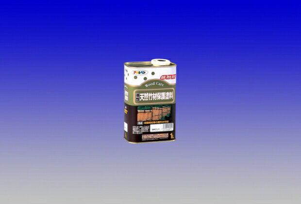 (油性)天然竹材保護塗料 1L - アサヒペン -の商品画像