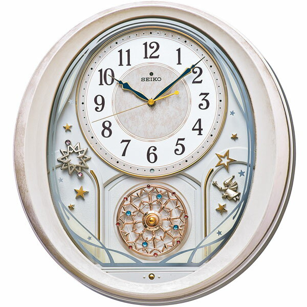 からくり 時計 セイコー 設備からくり時計(近畿2)