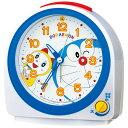セイコークロック SEIKO キャラクター 目覚まし時計 置き時計 CQ613W セイコー目覚まし時計 セイコー置き時計 ドラえもん 音量調節 スイープ おしゃれ かわいい【あす楽対応】