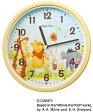 セイコークロック SEIKO ディズニー 掛け時計 FW570Y セイコー掛け時計 ディズニー プーさん くまのプーさん スイープ おしゃれ かわいい【Disneyzone】 【あす楽対応】