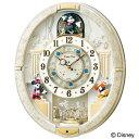 セイコークロック ディズニー からくり セイコー 掛け時計
