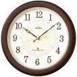 セイコークロック SEIKO 掛け時計 電波時計 KX344B セイコー掛け時計 セイコー電波時計 ナショナルトラスト スイープ おしゃれ【あす楽対応】【送料無料】