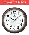 【送料無料】 セイコー SEIKO 掛け時計 KX351B 防災クロック 電波時計 揺れると点灯 安心ライト 自動点灯ライト 【あす楽対応】