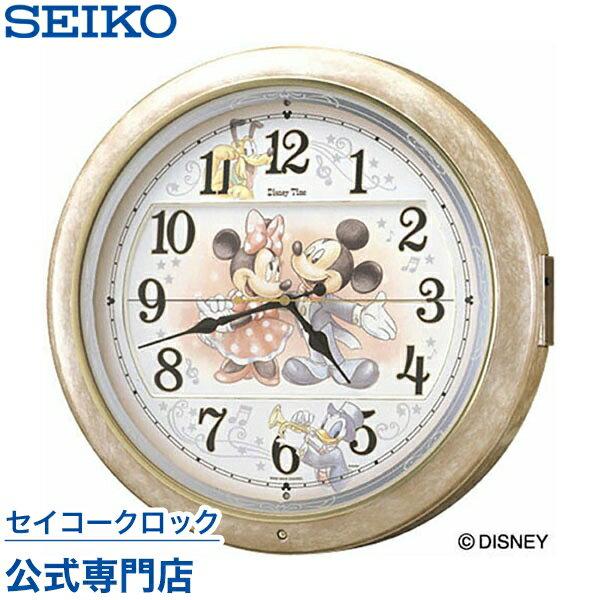セイコークロック SEIKO ディズニー 掛け時計 壁掛け からくり時計 電波時計 FW5…...:nuts-seikoclock:10000098
