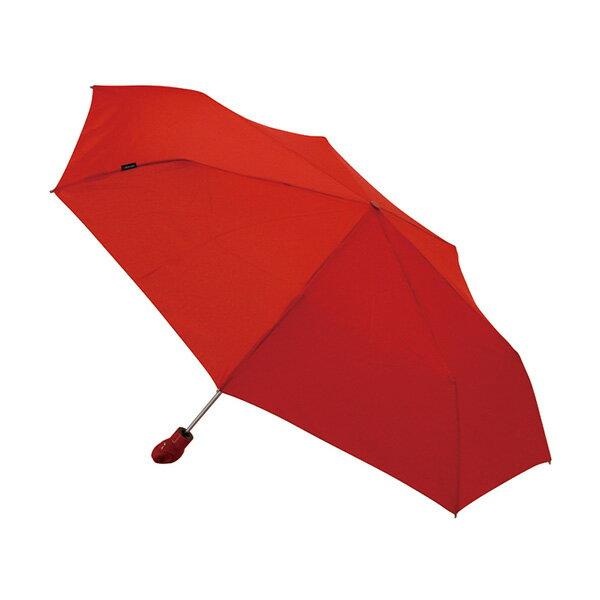 Knirps クニルプス FLOYD Duomatic フロイドデュオマチック メンズ レディース 折りたたみ傘 丈夫 KNFY806-150 自動開閉 レッド 日傘 コンパクト 軽量 晴雨兼用 折り畳み傘【正規品】【送料無料】