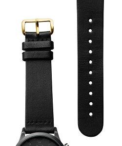 トリワTRIWAメンズ・レディース兼用腕時計LANSENSORTofBLACKLAST110-CL010113ブラックレザーベルト【あす楽対応】【正規品】【送料無料】【楽ギフ_包装】