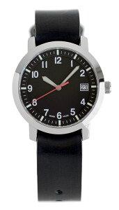 スイス製スタンダードウォッチN10ベルト2本セット腕時計カレンダーSWISSMADE日本製ベルトソフトベロア姫路レザー正規品送料無料|おしゃれとけい革レザーカジュアル男性紳士ウォッチ【あす楽対応】