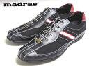 【送料無料】madras マドラス LM5001 メンズカジュアルシューズ カラー:ブラック【靴】