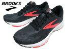 ブルックス BROOKS BRW3222 ローンチ 7 ランニングシューズ ブラック レディース 靴