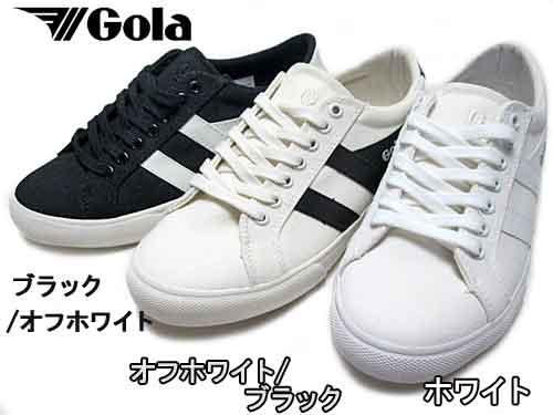 【あす楽】ゴーラ Gola オールドスタイルスニーカー レディース 靴