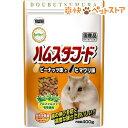 動物村 ハムスターフード ピーナッツ味とヒマワリ味(400g)【動物村】[爽快ペットストア]