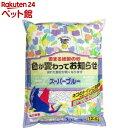 スーパーキャット スーパーブルー 猫砂(12.5L)【スーパーキャット】[爽快ペットストア]