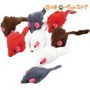 ニャンタクラブ ニャン太の猫じゃらし パニック子ネズミ 8匹入(1コ入)【ニャン太】[爽快ペットストア]