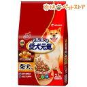 愛犬元気 柴犬用 ビーフ・緑黄色野菜・小魚入り(2.1kg)...