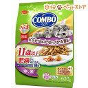 コンボ キャット 肥満が気になる猫用 11歳以上(120g 5袋入)【コンボ(COMBO)】 爽快ペットストア