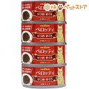 イトウ&カンパニー ペロッティ 猫缶 かつお・まぐろ(170g*4缶)