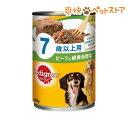 Pet Food, Supplies - ペディグリー 7歳以上用 ヘルシービーフ&緑黄色野菜(400g)【ペディグリー(Pedigree)】[爽快ペットストア]