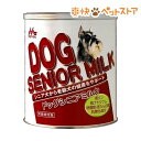 森乳サンワールド ワンラック ドッグシニア ミルク(280g...