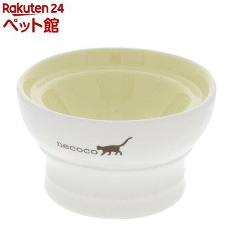 ペティオ necoco 脚付き陶器食器 ドライフード向き(1コ入)【ペティオ(Petio)】[爽快ペットストア]