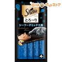 シーバ とろ〜りメルティ シーフードミックス味(12g*4本入)【シーバ(Sheba)】[爽快ペットストア]