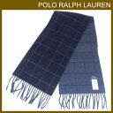 ポロ ラルフローレン Polo Ralph Lauren マフラー メンズ レディース ラルフ MU...