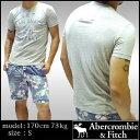 アバクロ Abercrombie&Fitch アバクロンビー&フィッチ メンズ Tシャツ ブランド ファッション カジュアル Safari サファリ LEON レオン 雑誌 掲載 アメカジ スタイル 正規 商品