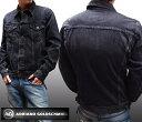 AGジーンズ デニムジャケット メンズ ジャケット ブラック エージージーンズ AG Jeans 正規 アドリアーノ ゴールドシュミット 雑誌 掲載 LAセレブ カジュアル スタイル プレミアム デニム ブランド アメカジ セレカジ ジーンズ ハリウッドセレブ 愛用 ファッション