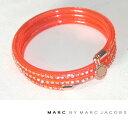 マークバイマークジェイコブス MARC BY MARCJACOBS ジルコニア ブレスレット M5131109 ピンク 腕輪 レディース マークジェイコブス アクセサリー ブレス セレブ セレカジ ファッション ブランド 女性用