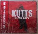 艺人名: K - 【セール】 KUTTS / DEMO TAPE HIPHOP MC 仙台 夜光虫 R&B クラブ ミュージック CD 邦楽 音楽 CLUB MIX 音楽 ヒップホップ MUSIC 好きに♪