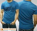 ヒューゴボス メンズ Tシャツ ヒューゴ ボス HUGO BOSS トップス 半袖 シャツ safari サファリ LEON レオン 雑誌 多数 掲載 インポート ファッション ブランド カジュアル スタイル
