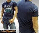 ショッピングウェア ヌーディージーンズ NUDIE JEANS メンズ Tシャツ CRISPY INDIGO ブラック 半袖 シャツ ジーンズ ブランド セレブ ファッション サファリ掲載 NUDIEJEANS ヌーディー イタリア パンツ インポート イタカジ カジュアル ウェア セレカジ スタイル 正規 商品