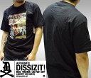 楽天NYST セレクトショップ ニスト【セール】 ディスイズイット メンズ Tシャツ ブラック DISSIZIT GIRL LA インポート ストリート スタイル ロサンゼルス カジュアル ブランド HIPHOP ウェアー B系 服 ダンス ウェア アメカジ ヒップホップ ファッション