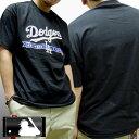 ロサンゼルス ドジャース メンズ Tシャツ ブラック メジャーリーグ グッズ MLB LA Dodgers インポート LA カジュアル ストリート ウェアー ヒップホップ ファッション HIPHOP WEST SIDE B系 スタイル ウエストコースト 西海岸 服 ダンス ウェア アメカジ ブランド セール
