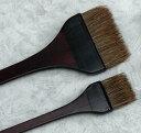 【送料無料】【お取り寄せ】ナムラ 日本画刷毛特製 カラ絵刷毛 サイズ:25号