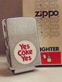 ビンテージZippo コカコーラ 白丸ロゴ Coca-Cola 1981年製未使用 RM-44