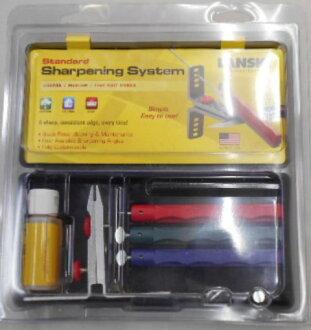LANSKY Lance key pencil sharpener standard set (all-around knife grinder)