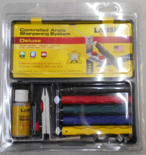 LANSKY Lansky Sharpener Deluxe set (all-purpose Sharpener