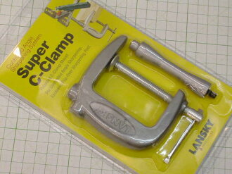 LANSKY Lansky Super C clamp