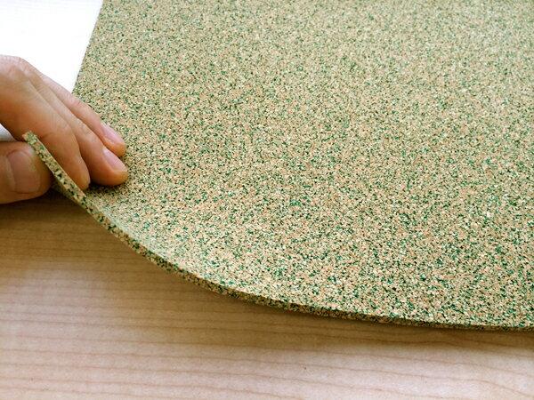 東亜コルクコルクシート カラーロールコルク915mm巾3mm厚 M106-MR3(緑)【購入は自動見積もりから】