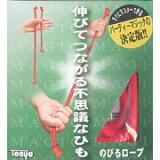 戏法 BASIC魔术魔术绳子 M11087 貂yaw【音乐gifu包装】[手品 ベーシックマジック のびるロープ M11087 テンヨー 【楽ギフ包装】]