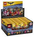 レゴ LEGO ミニフィギア レゴ(R) ミニフィギュア シリーズ バットマン ザ・ムービー BOX 60パック入